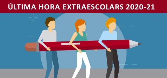 ÚLTIMA HORAEXTRAESCOLARS2020-21